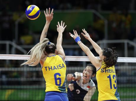 Rio Olympics Volleyball Women