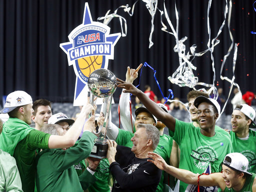 306f62b507f9 Marshall ends 31-year NCAA drought with C-USA title