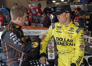 Jamie McMurray, Matt Kenseth