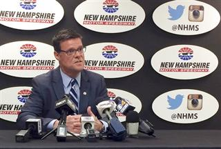 New Hampshire-NASCAR Loss
