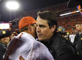 Dabo Swinney, Will Muschamp
