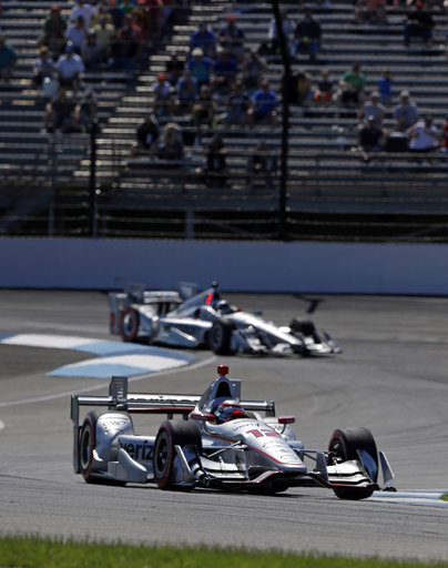 Will Power, Helio Castroneves