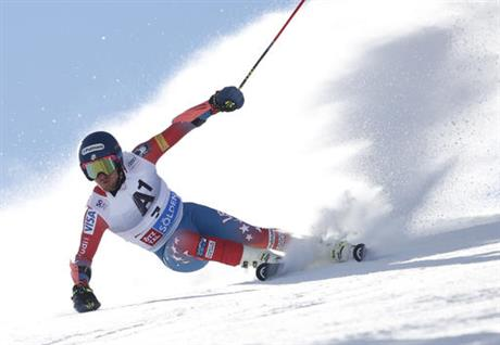 Austria Alpine Skiing Ligety Season Over