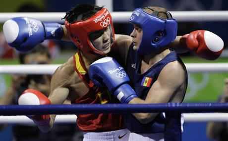 No Headgear Boxing Olympics