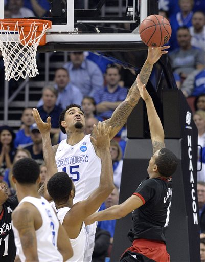 Willie Cauley-Stein, Troy Caupain
