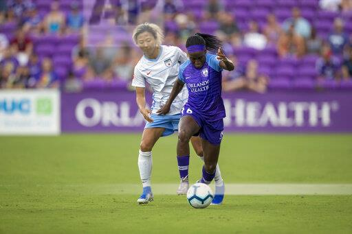 SOCCER: JUN 30 NWSL - Chicago Red Stars at Orlando Pride