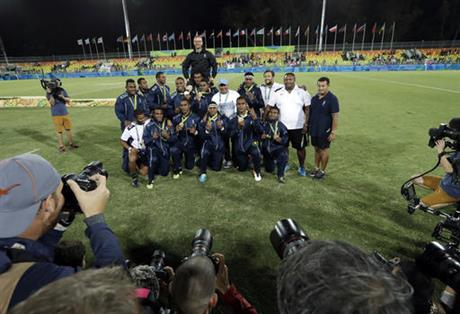 Rio Olympics Rugby Mens