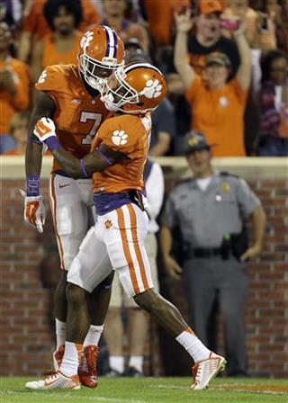 Mike Williams, Germone Hopper