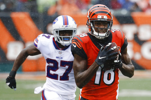 A.J. Green, Tre'Davious White