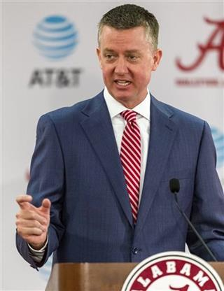 Alabama Sabans New Boss Football