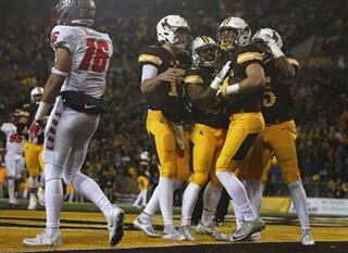 New Mexico Wyoming Football
