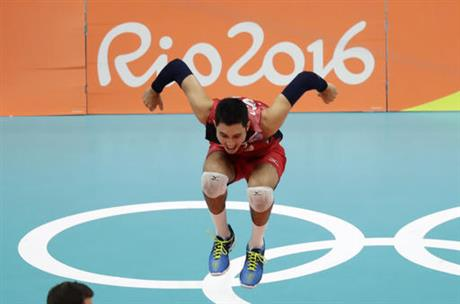 Rio Olympics Volleyball Mens