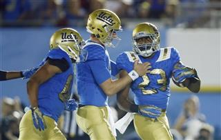 Nate Starks, Josh Rosen, Eldridge Massington