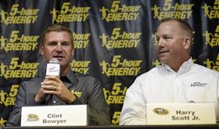 Clint Bowyer, Harry Scott Jr.