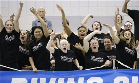 NCAA Womens Championships Swimming