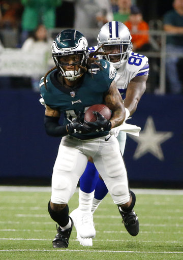 Ronald Darby, Dez Bryant