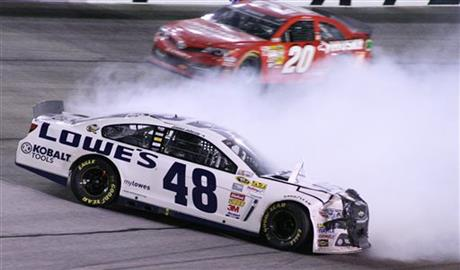 Jimmie Johnson, Matt Kenseth