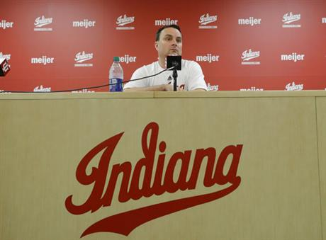 Indiana Media Day Basketball