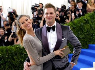 Gisele Bundchen, Tom Brady