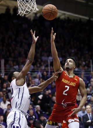 Melo Trimble, Isiah Brown