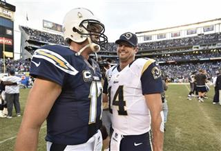 Philip Rivers, Shaun Hill