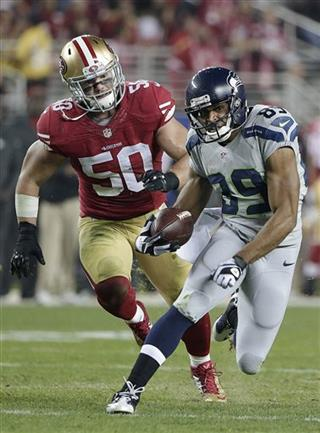 Doug Baldwin, Chris Borland
