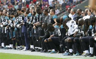 Jaguars Anthem Apology Football