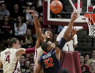 Virginia Florida St Basketball