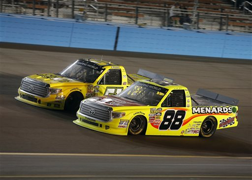 Erik Jones, Matt Crafton