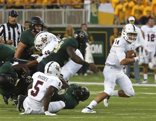 UTSA Baylor Football