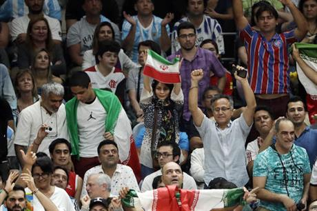 Rio Olympics Volleyball Irans Debut