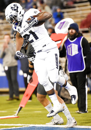 Utah St Air Force Football