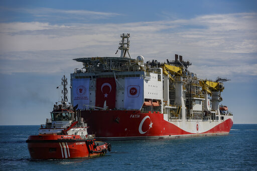 Turkey Discovers Large Natural Gas Reserve Off Black Se Accesswdun Com