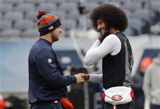 Matt Barkley, Colin Kaepernick