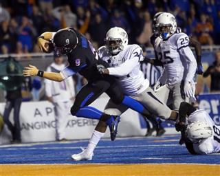 Nevada Boise St Football