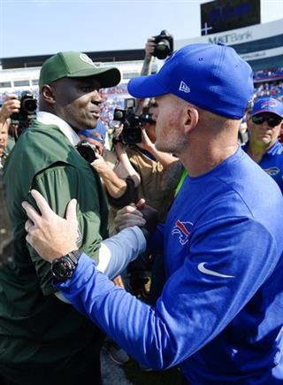 Todd Bowles, Sean McDermott