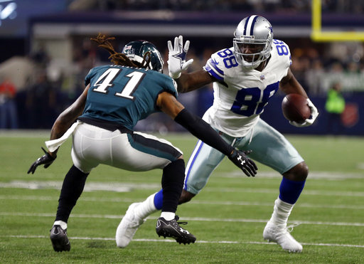 Dez Bryant, Ronald Darby