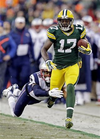 Davante Adams, Logan Ryan