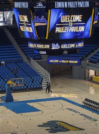 UCLA New Pauley Pavilion