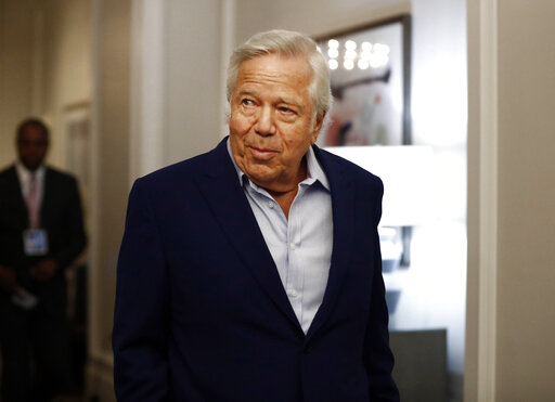 Patriots' Kraft to receive warm welcome in Israel | AccessWDUN com