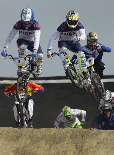 BMX US Hopes Olympics