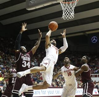 Mississippi St Alabama Basketball