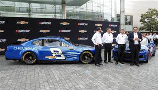 NASCAR Chevrolet 2018 Car Auto Racing