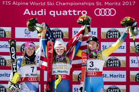 Switzerland Alpine Skiing Worlds