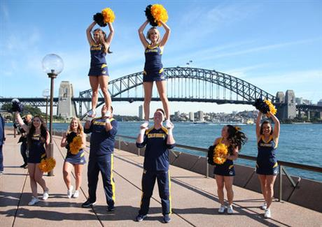 Australia College Football Cal Hawaii