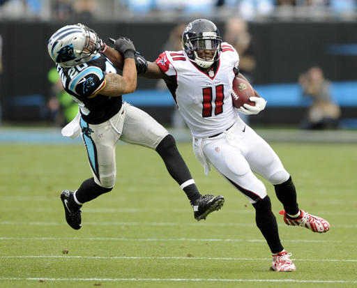 Julio Jones, Kurt Coleman