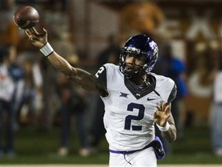 TCU Texas Football