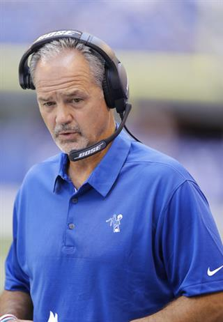 Colts-Defensive Woes Football