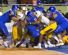 Wyoming Boise St Football