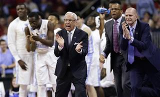 NCAA North Carolina Going Small Basketball